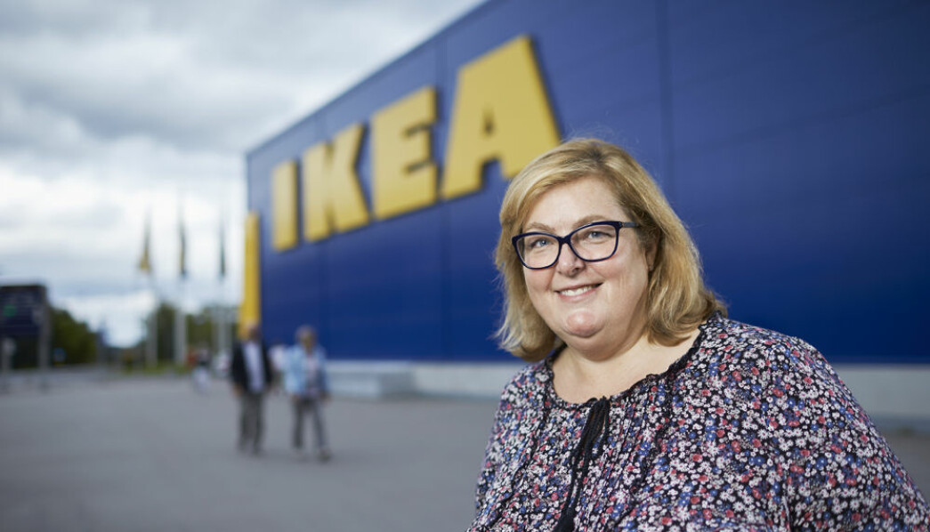 Clare Rodgers – CEO i IKEA Norge.