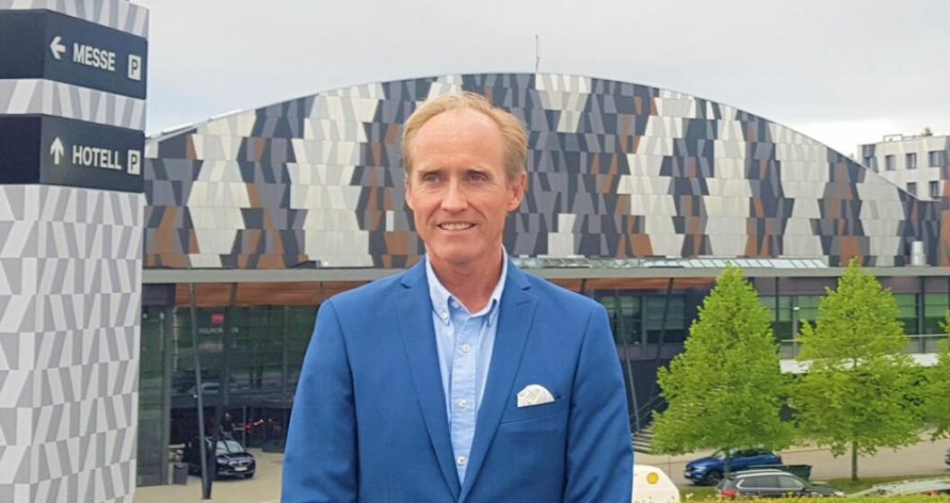 Einar Sørland (Foto: Hellerudsletta Eiendom)