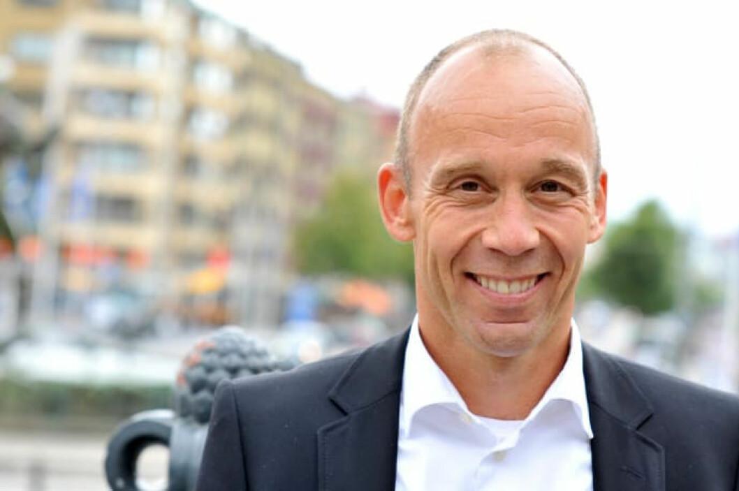 Olav Thorstad vil tiltre rollen senest 1. oktober. (Foto: Plantasjen)