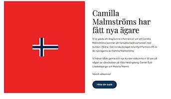 Jotunfjell kjøper Camilla Malmströms
