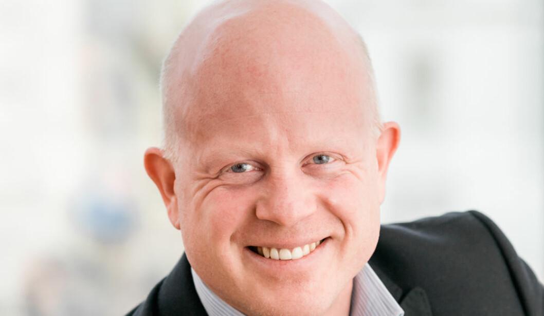 Harald Hjelde (Foto: Steen & Strøm)