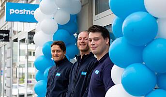 PostNord åpnet butikk i Bergen