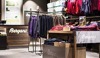 Bergans åpner butikker i Tromsø og Bergen