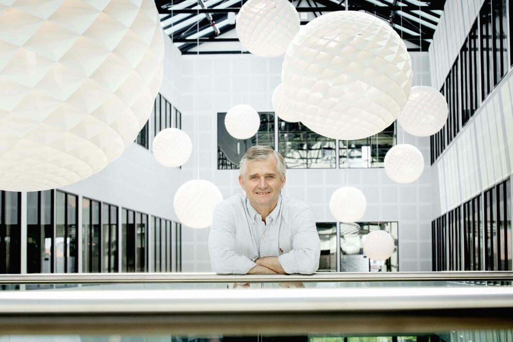 Jon Boye Borgersen er direktør for markedsføring, konsept og etablering i Europris.