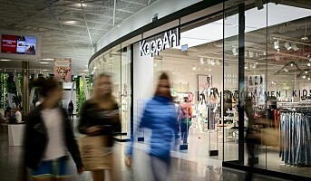 KappAhl stenger 20 butikker