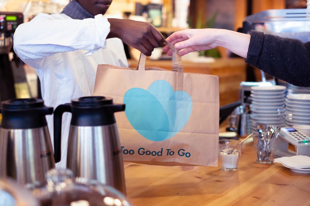 KuttMatsvinn2020 skal få med serveringssteder til å redusere eget matsvinn med 20 prosent innen 2020, bl.a. ved å ta i bruk Too Good To Go. (Foto: Too Good To Go)