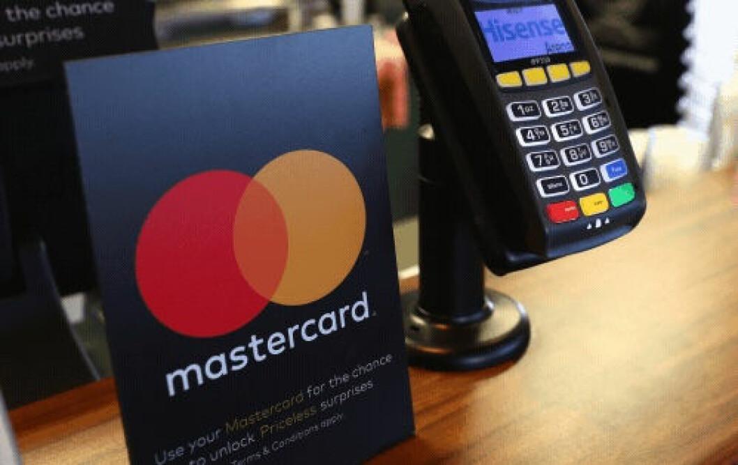 Illustrasjonsfoto: Mastercard