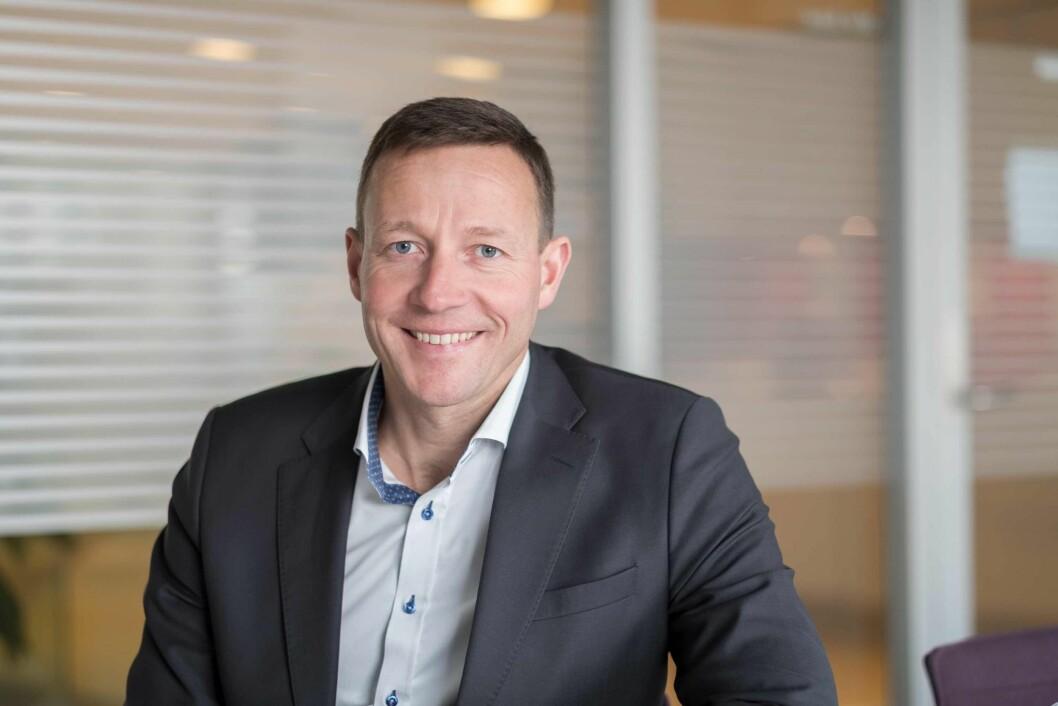 Harald Jachwitz Andersen er direktør for Virke Handel. Foto: Virke