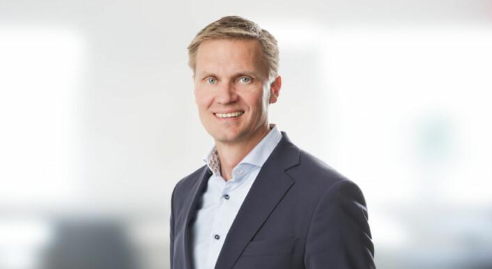 Asle Bjerkebakke, adm. dir. i Elon Norge, ruller ut butikker og ny ehandelsplattform.