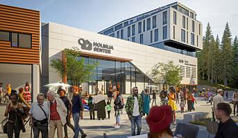 Byggestart for nye Holmlia Senter