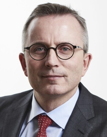 Hermann Haraldsson er CEO i Boozt.com.