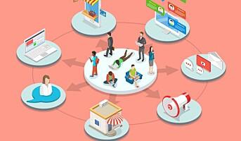 Data leder veien til større handlekurv