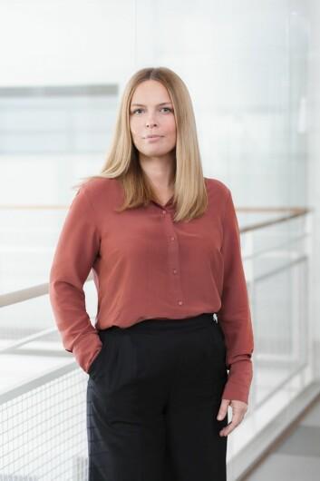 Fredrika Klarén erbærekraftsjef iKappAhl.