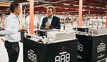 Boozt tar i bruk nye AutoStore-roboter
