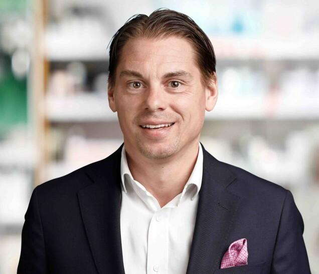Eric Lundberg er adm. dir. i Kjell & Company.