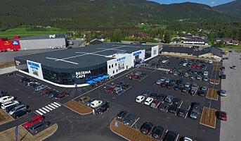 Biltema med to nye varehus i Trøndelag