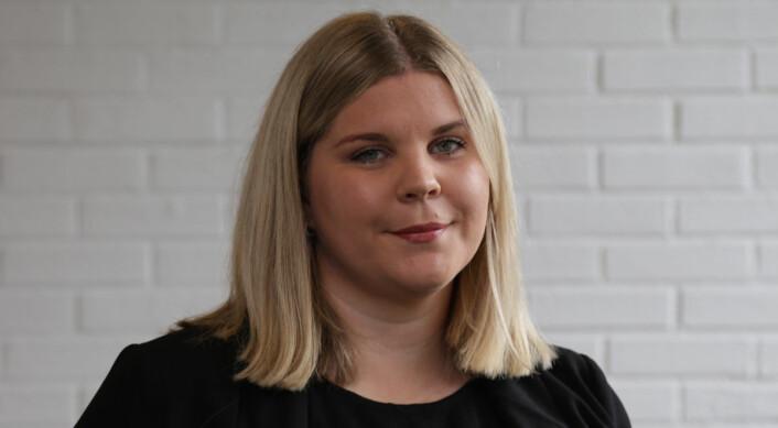 Johanna Tell: – Nordmenn har lenge handlet mye fra utenlandske nettbutikker, og særlig fra Kina, USA og UK. (Foto: Nets)