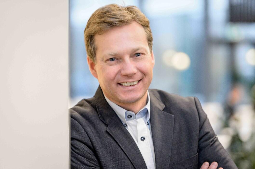 Carl Haakon Klafstad er Management Consultant i STI.