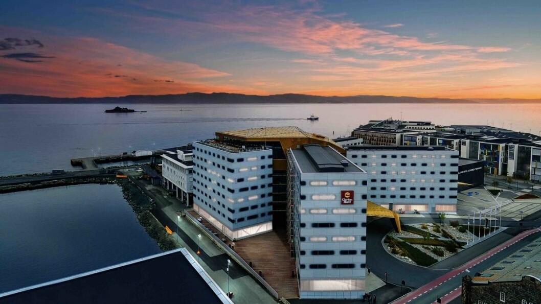 Årets konferanse avholdes på Clarion Hotel Trondheim.