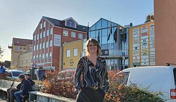 Ny senterleder i Kristiansund