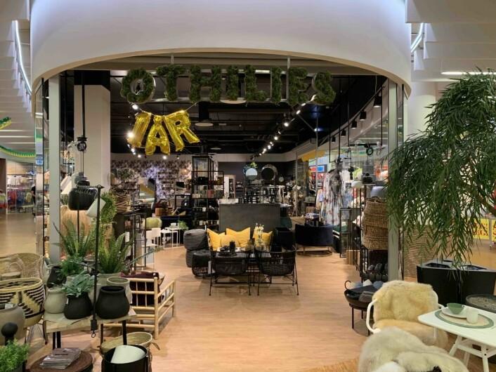 Nisjebutikken Othilies har det estetiske på plass.