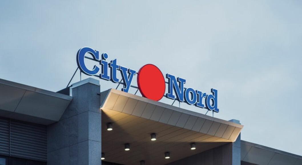 'City Nord vil ikke se ut som i dag i 2030.' (Foto: City Nord)