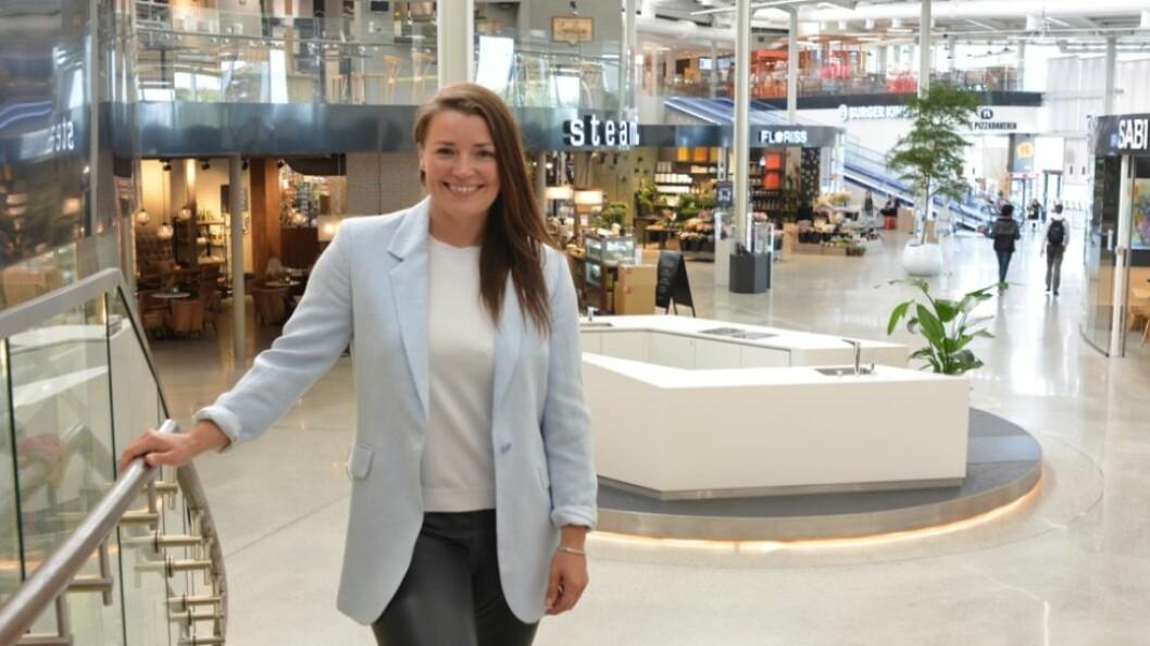 Renate Hjørnevik: – Utvidet åpningstid gjennomfører vi fordi kundene i vår region har det høyt på ønskelisten. (Foto: Kvadrat)