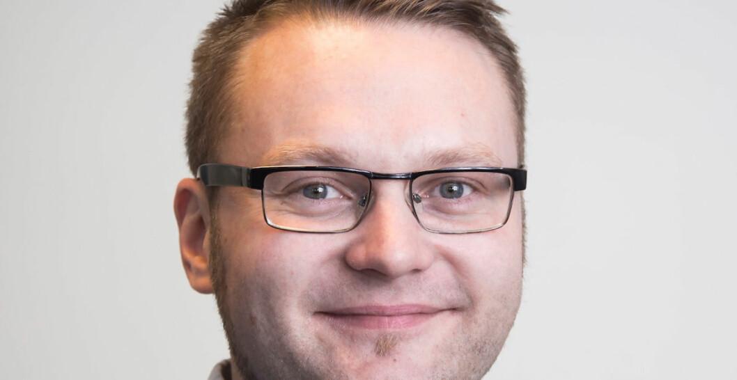 Bjørn-Gunnar Standal Darre (Foto: ALTI)