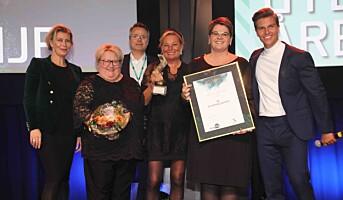 Glasmagasinet vant Den Gylne Idé – Årets kampanje