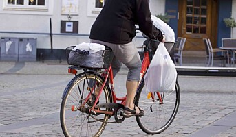 Svenske plastposer vil koste seks kroner