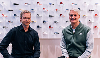 Ny toppsjef i Nike