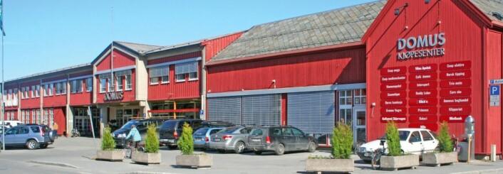 Foto: Domus kjøpesenter