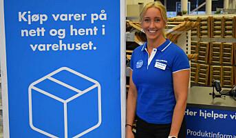 Biltema lanserer Kjøp & Hent