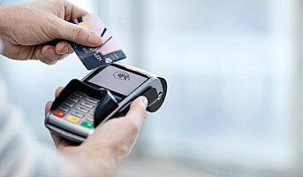 Kontaktløse betalinger vokser kraftig