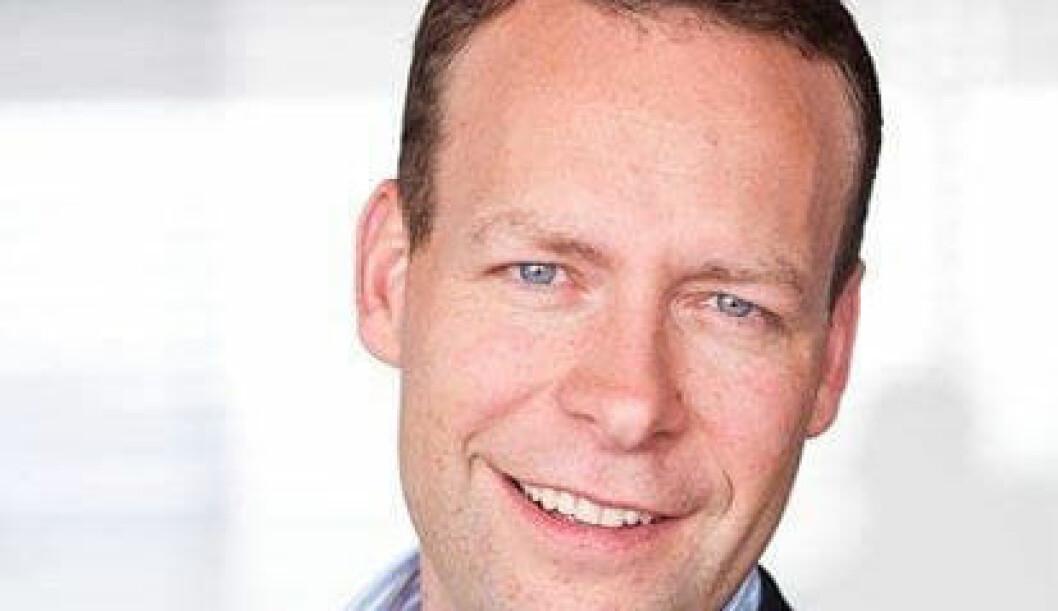 Jaan Ivar Semlitsch: – Undersøkelsen viser at vi helt klart at vi har en viktig jobb foran oss.