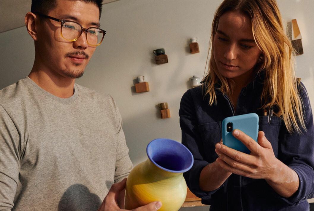 En av betalingsmulighetene er 'Se det, kjøp det': Kjøp fra store og små bedrifter på Instagram og Facebook. (Foto: Facebook)