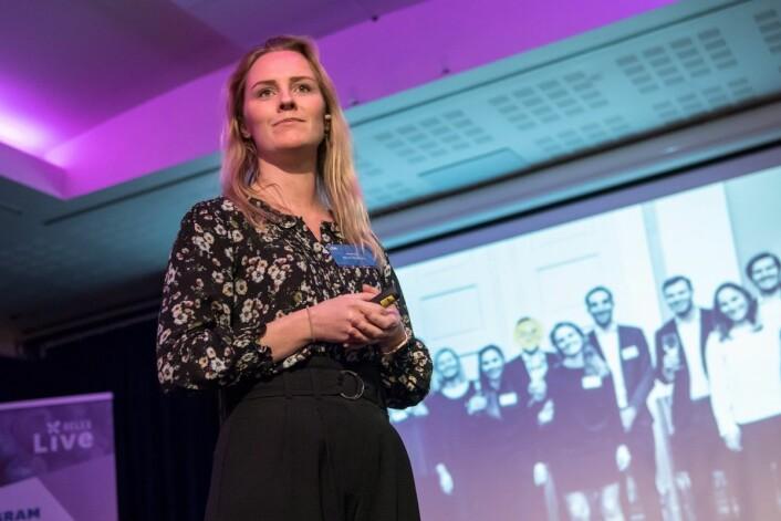 Ida Myran, Director Sales Operations i RELEX Solutions, sa at manfor å vinne i retail må sørge for at IT'en både er «Autonomous» og «Adaptive».