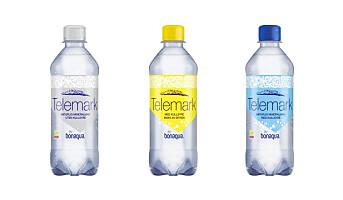 Vil ha flasker kun av resirkulert plast