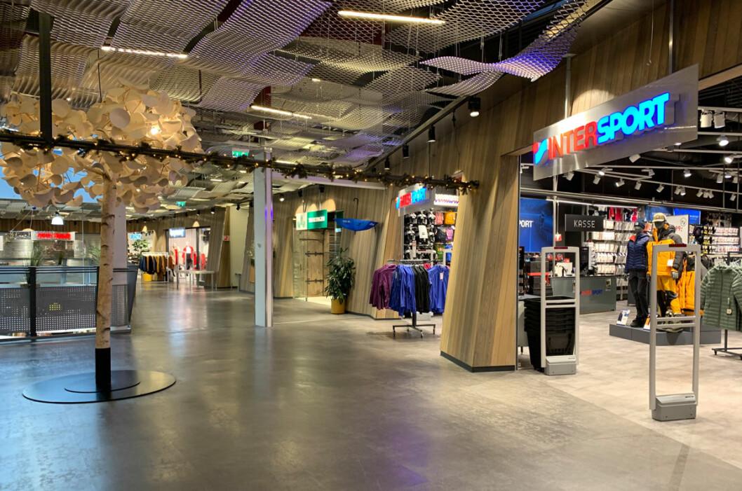 NYTT NAVN OG NY PROFIL: AMFI Oti på Orkanger. (Foto: thoneiendom.no)