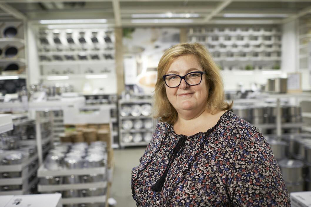 Clare Rodgers: – Det er helt naturlig for oss å droppe Black Friday. (Foto: IKEA)