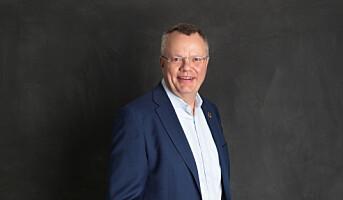 Ny toppsjef i Lars Larsen Group