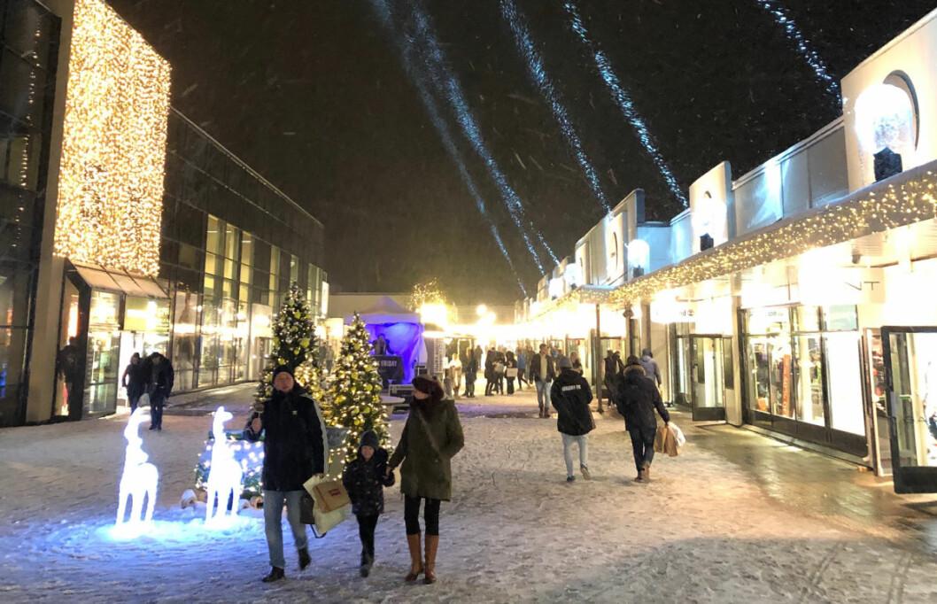 Oslo Fashion Outlet er glad for at årets Black Friday i alle henseende ble vellykket. (Foto: OFO)
