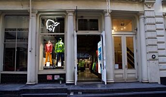 Norrøna åpnet flaggskipbutikk på Manhattan