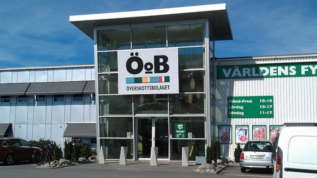 Ill. foto fra ÖoB i Varberg; Green Yoshi