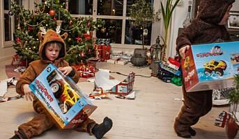 Frykter avfallsberg fra julehandelen