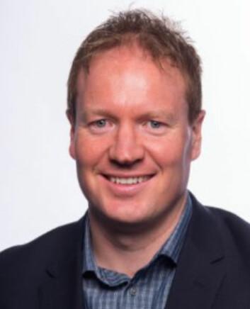 Kristian Bjørseth er leder for betaling og ID i Coop.
