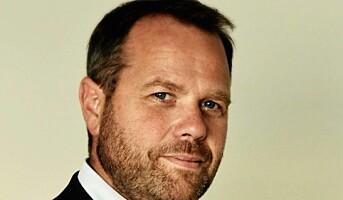 Ny sjef for McDonald's i Norge