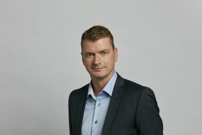 Knut Sollund, CEO i ColliCare, er fornøyd med nyetablering i Stavanger.