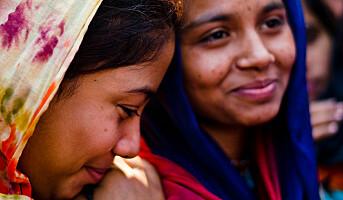 Lindex med prosjekt for kvinner og vann i Myanmar
