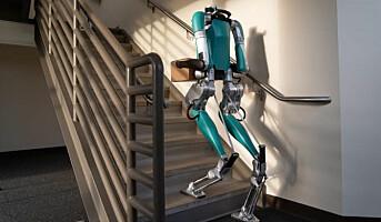 Ford tar i bruk roboter for varelevering